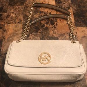 Authentic Michael Kors clutch purse